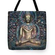 Buddhist Deity Tote Bag
