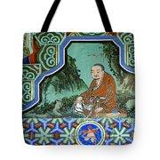 Buddhist Temple Art Tote Bag