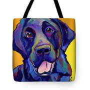 Buddy Tote Bag by Pat Saunders-White