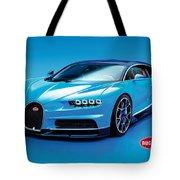 Bugatti Chiron 30 Tote Bag