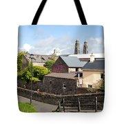 Buildings In A Town, Mullingar, County Tote Bag