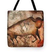 Bull A La Altamira Tote Bag