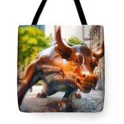 Bullish - Da Tote Bag