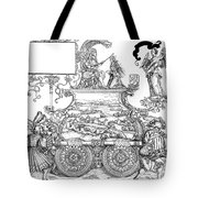 Burgkmair - Maximilian Tote Bag