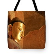 Burmese Buddha Tote Bag