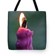 Burn 6 Tote Bag