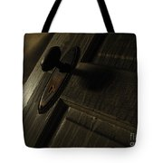 Burned Knob 02 Tote Bag