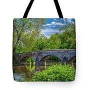 Burnside Bridge, Antietam Tote Bag