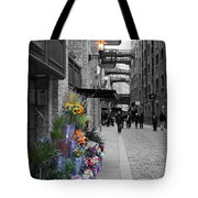 Butlers Wharf London Tote Bag