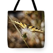 Butterfly Tote Bag by Kelley King