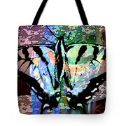 Butterfly Pet Tote Bag