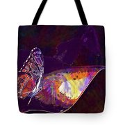 Butterfly Wings Insect Nature  Tote Bag