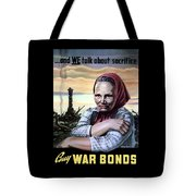 Buy War Bonds Tote Bag