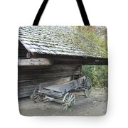 Cable Mill Barn Tote Bag