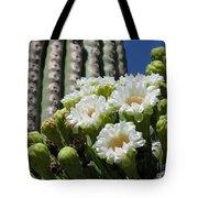 Cactus Budding Tote Bag