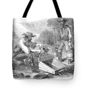 California Gold Rush, 1860 Tote Bag