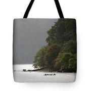 Cameroon Fisherman Africa Tote Bag