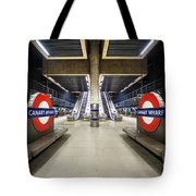 Canary Wharf Tote Bag