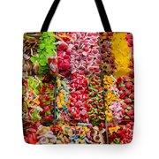 Candy Stand - La Bouqueria - Barcelona Spain Tote Bag