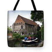 Canterbury City, Kent Uk Tote Bag