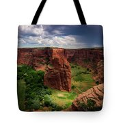 Canyon Wonderland Tote Bag