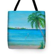 Cape Coral Beach Tote Bag