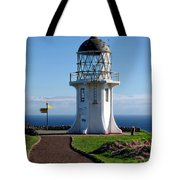 Cape Reinga Lighthouse Tote Bag