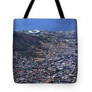 Cape Town South Africa Tote Bag