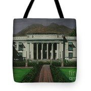 Capitol Building Negros Oriental Tote Bag