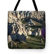 Cappadocia26 Tote Bag