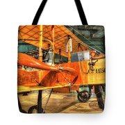 Caproni, Ca. 36 Bomber Tote Bag