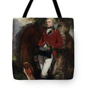 Captain George K. H. Coussmaker Tote Bag