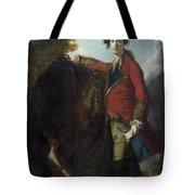 Captain Robert Orme Tote Bag