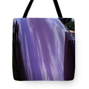 Car Reflection 12 Tote Bag