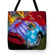 Car Ride Tote Bag