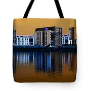 Cardiff Bay Tote Bag
