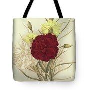 Carnations Tote Bag