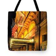 Carnegie Hall Tote Bag