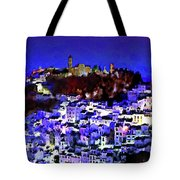 Casares By Night Tote Bag