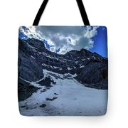 Cascade Mountain Tote Bag