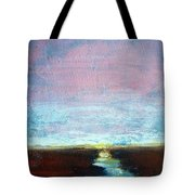 Cascade Stream Tote Bag