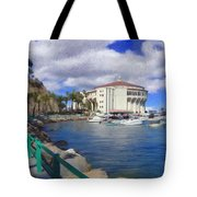 Casino Runner Tote Bag