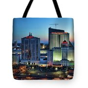 Casinos Atlantic City  Tote Bag