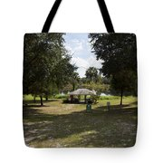 Cassadaga Spiritualist Camp In Florida Tote Bag