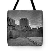 Castle Tote Bag by Joana Kruse