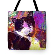 Cat Feline Pet Animal Cute  Tote Bag