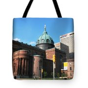 Cathedral Basilica Of Saints Peter And Paul Philadelphia Tote Bag