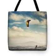 Cefn Sidan Beach 1 Tote Bag
