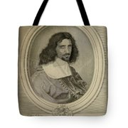 Celebrity Etchings - Clive Owen Tote Bag