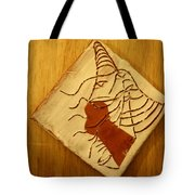 Celia - Tile Tote Bag